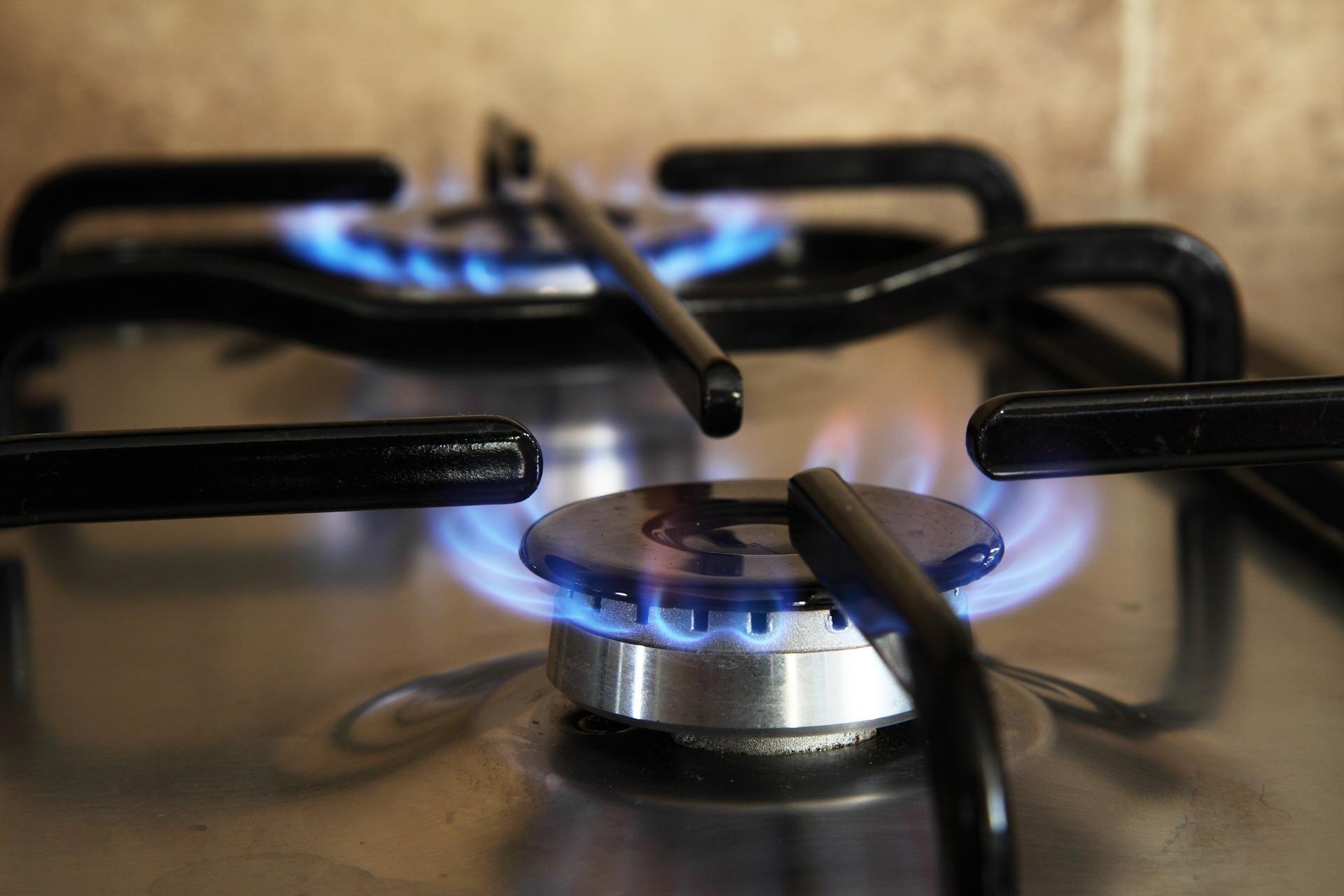 Gaspreisänderung gegenüber Nicht-Haushaltskunden