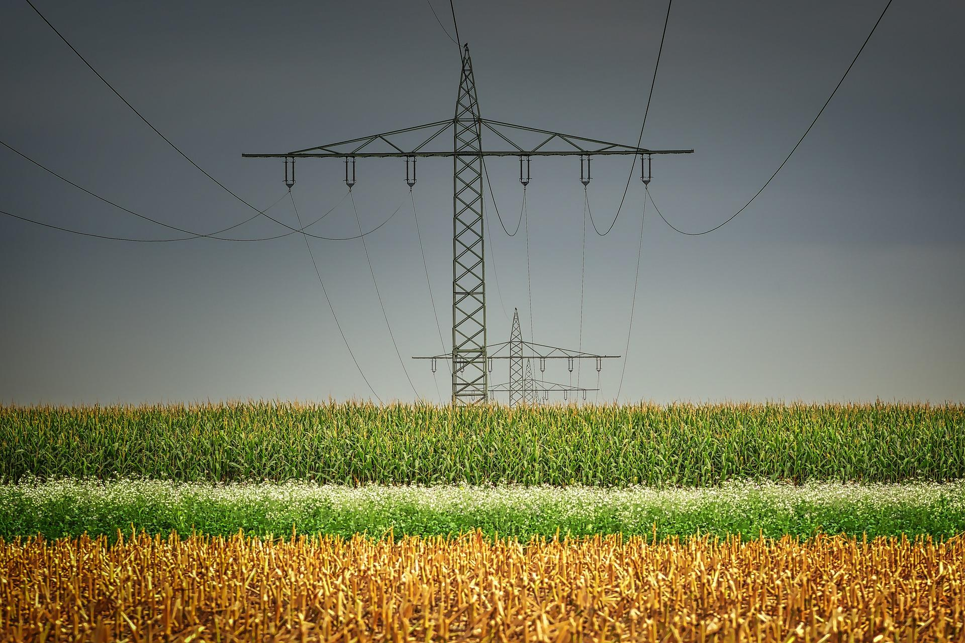 Erweiterungs- und Umstrukturierungsmaßnahmen am Stromnetz
