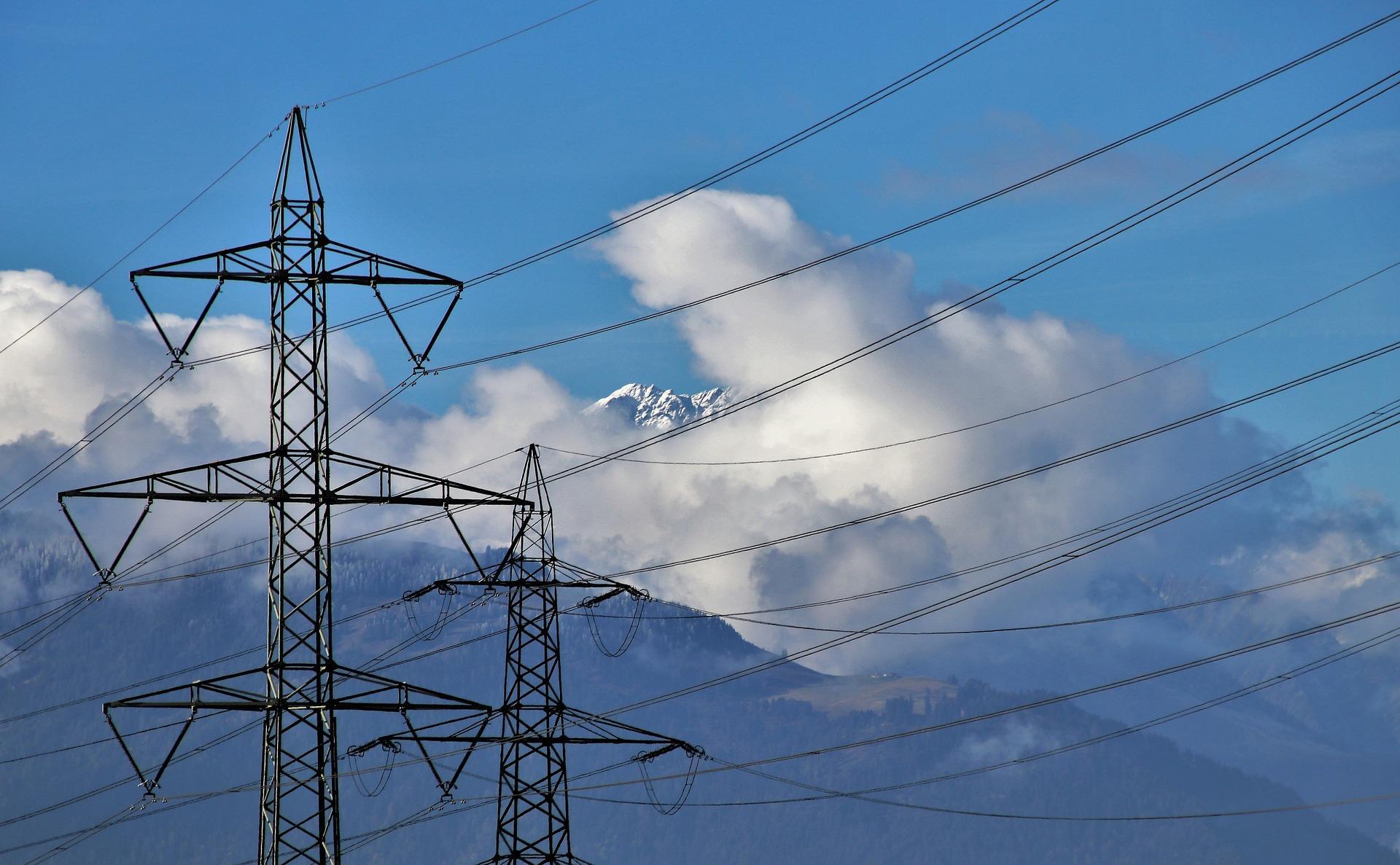 Die Höchstspannungsleitung und die Immissionen durch elektromagnetische Felder