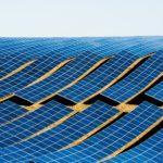 Die Photovoltaikanlage auf der Galopprennbann