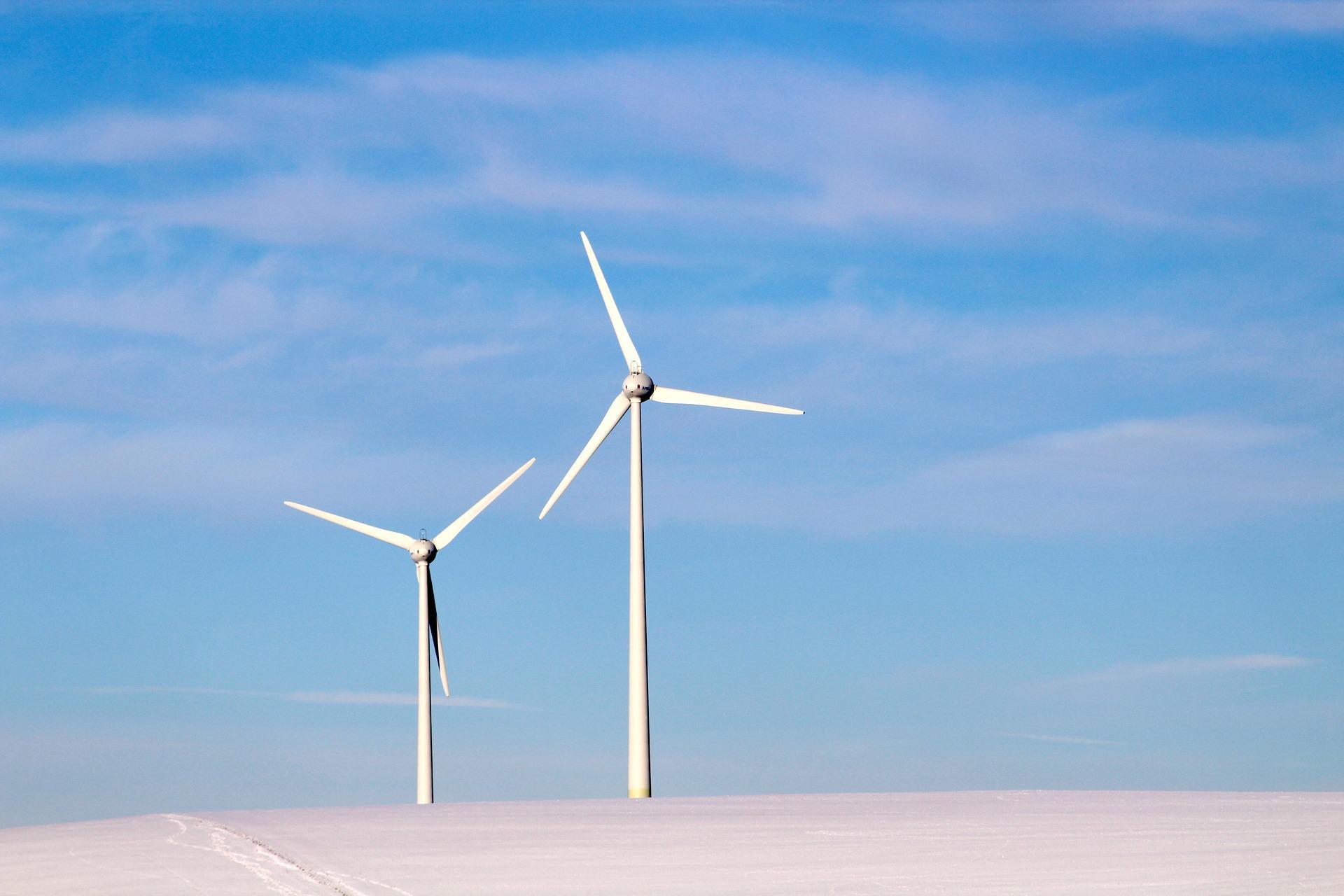 Genehmigung von Windkraftanlagen in einer Exklave