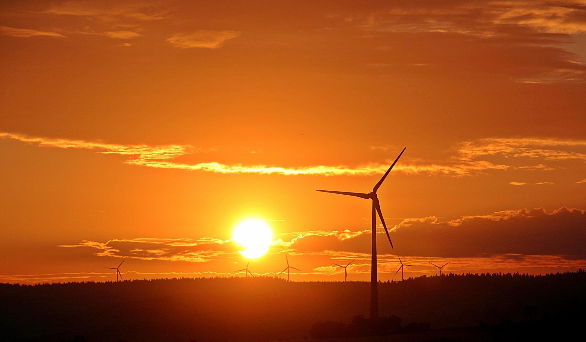Höhenbegrenzung bei Windenergieanlage