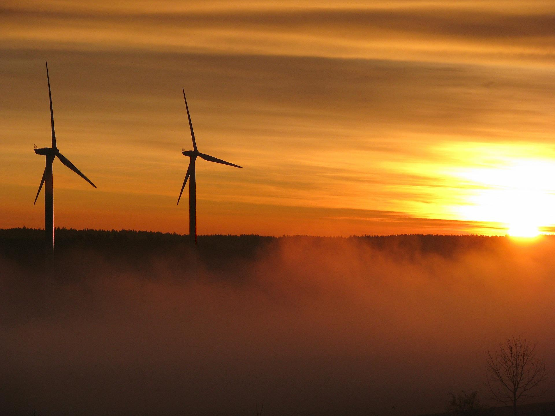 Windkrafträder und die Flugsicherung