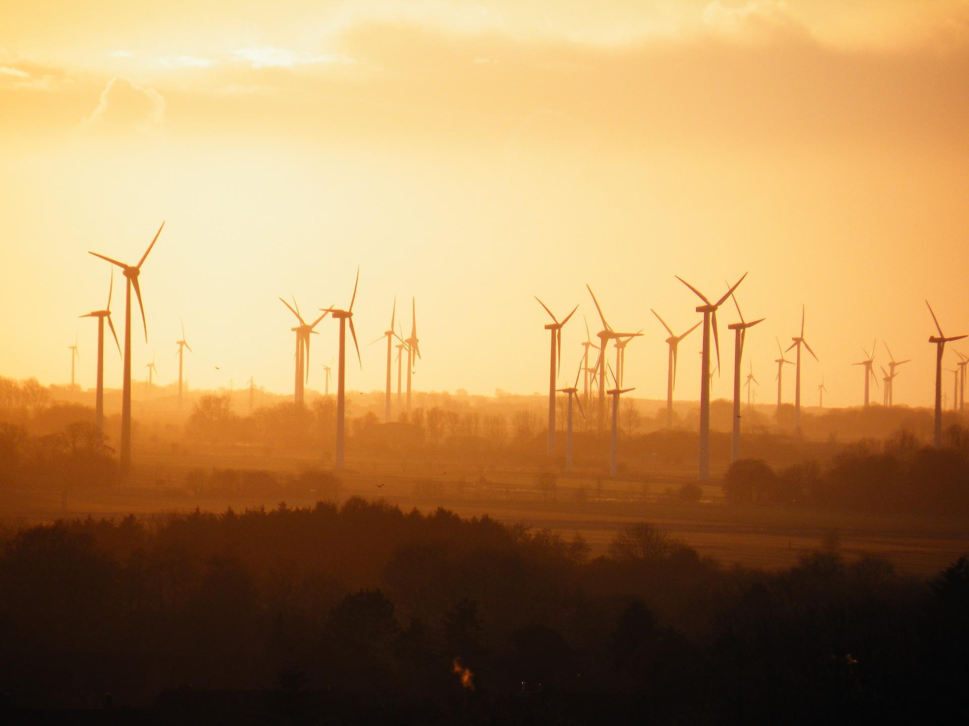 Vorranggebiete für Windkraftanlagen
